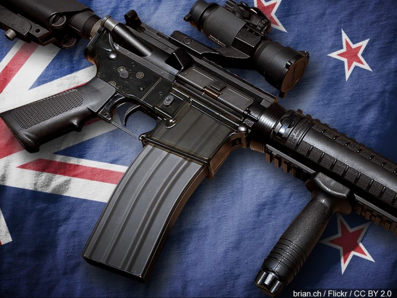 What should we expect from New Zealand gun owners who are